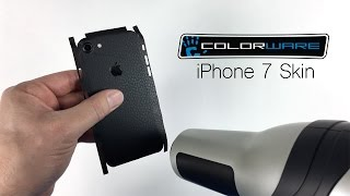 ColorWare skin installation iPhone 7 and 7 Plus - dooclip.me