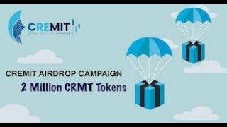 Cremit (20 CRMT = 6,5 $) БЕСПЛАТНО / AIRDROP.