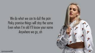 Anne-Marie - To Be Young feat. Doja Cat (Lyrics)