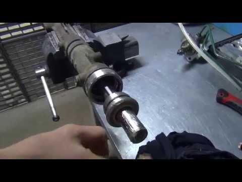 Ремонт рулевой рейки Citroen C4 .Ремонт рулевой рейки Citroen C4 в СПБ .