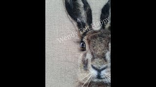 How To Make Wendy Whiskers For Your Needle Felt Animal Projects