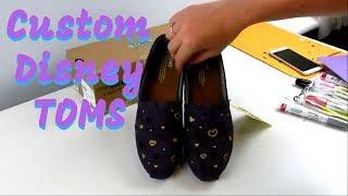 Custom Disney TOMS