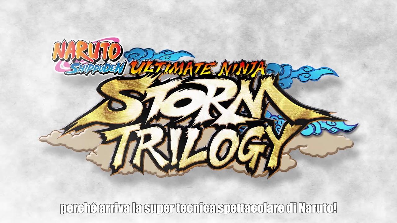 Trailer di Naruto Shippuden: Ultimate Ninja Storm Trilogy