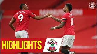 Highlights | Rashford & Martial strike as Reds draw | Manchester United 2-2 Southampton