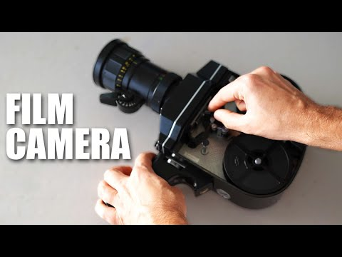 How 16mm Film Cameras Work