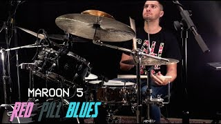 Maroon 5 - Best 4 U - Drum Cover