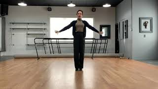 Video 3 from Julia – Ballroom Exercise