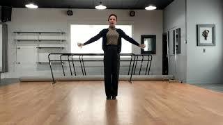 Video 3 from Julia – Ballroom Exercise