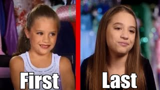 Dance Moms FIRST And LAST Interviews