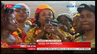 Mbiu ya KTN: Naibu wa Gavana wa Mombasa Hazel Katana ajiunga na Jubilee