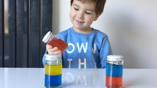 How To Mix Primary Colours To Get Secondary Colours for Children