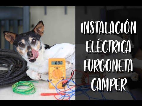 Instalación Solar - Eléctrica en Furgoneta Camper | Al Son de mi Furgón