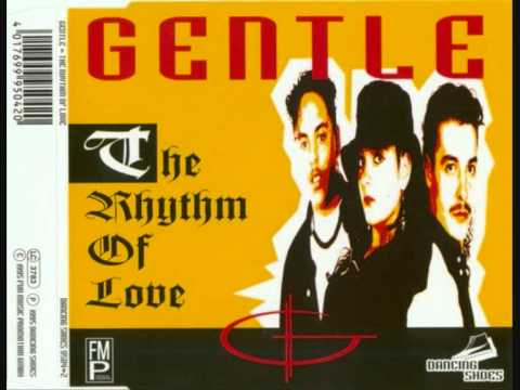 Gentle - The Rhythm of Love (1995)