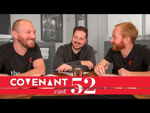 The Dark Souls Kickstarter | The Covenant Cast - Episode 52