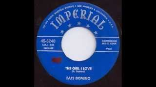 Fats Domino - The Girl I Love(version 1) - June 1, 1953