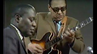 Memphis Slim & Mickey Baker Live In 1968