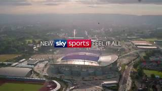 New Sky Sports – Feel it all