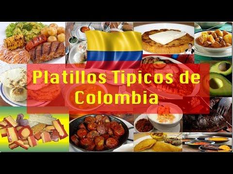 Estos Son Los Platillos Típicos De Colombia