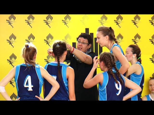 Ангарские баскетболистки готовятся покорить Москву