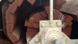 Роторная дробилка ARJA Tauro 50 (Испания) в Челябинске