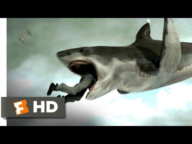 Sharknado 2: The Second One (9/10) Movie CLIP - Through the Eye of the Sharknado (2014) HD