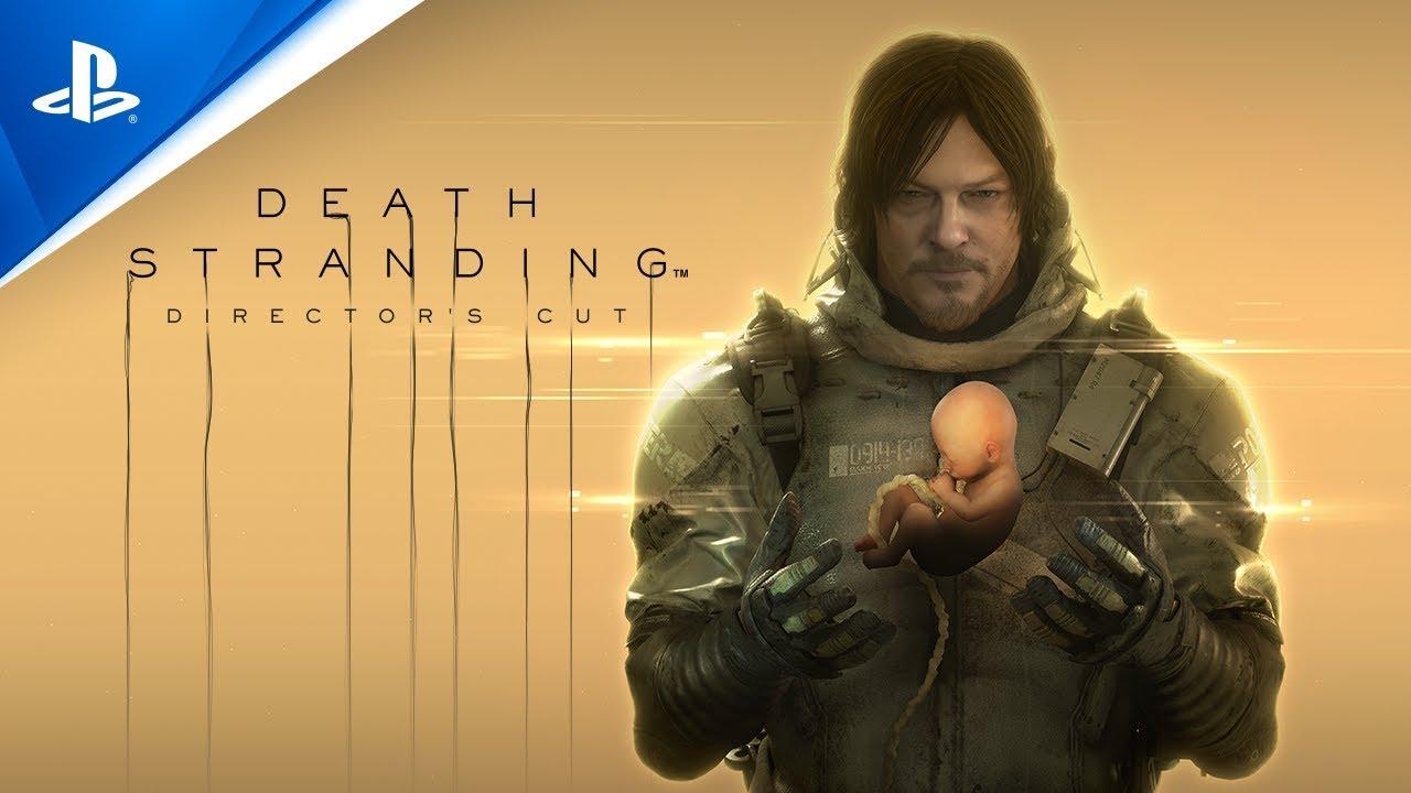 Death Stranding Director's Cut sortira sur PS5 le 24 septembre 2021.