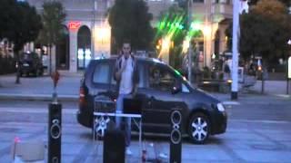 preview picture of video '20. Mahnwache für Frieden ***Zwickau***'