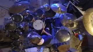 11Yr old Riley Steelface, Playing DIO King of Rock & Roll and Holy Diver Drum cover