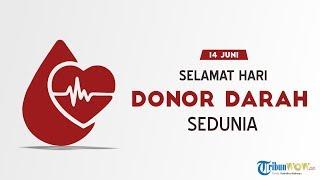 KABAR APA HARI INI: Hari Donor Darah Sedunia