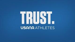 USANA Athletes | Trust  | USANA Video