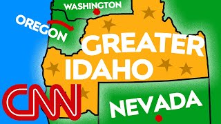 Republicans In Oregon Want To Join Idaho