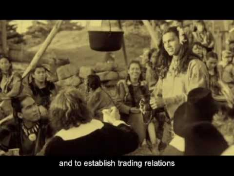 The American Thanksgiving Story (English subtitles)