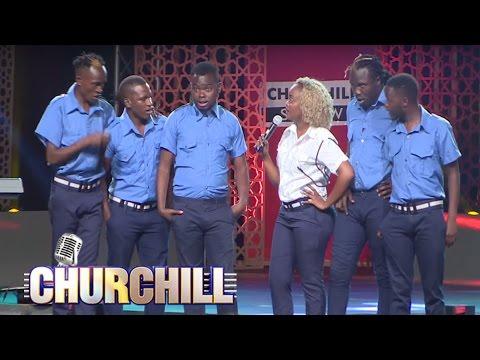 Churchill Raw S04 E34