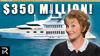 How Judge Judy Spent Half A Billion Dollars