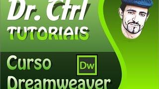 Curso Dreamweaver - Aula 1 - Criando Site Completo