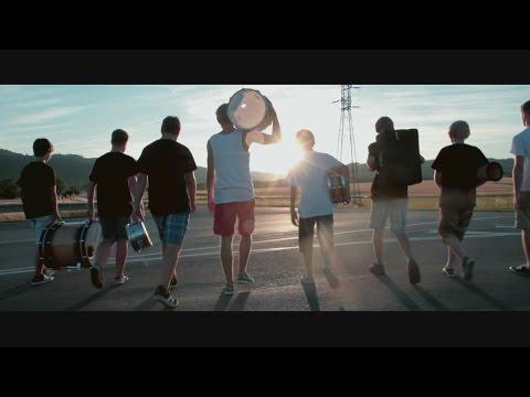 Crash Drums - CRASH DRUMS - Zbytečná (OFFICIAL VIDEO)
