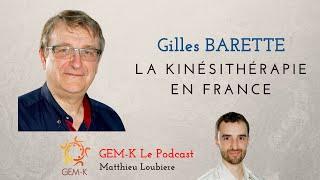 Interview / Débat n°1 :  Gilles Barette / Lombalgie chronique