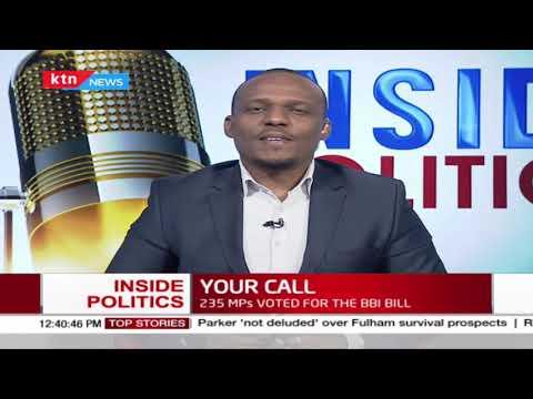 Kenyans' sentiments on Rutonomics, Kenya-Tanzania bilateral & BBI | INSIDE POLITICS WITH BEN KITILI