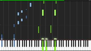 Mad World (Gary Jules' Version) - Tears for Fears [Piano Tutorial] (Synthesia) // Fontenele NXT
