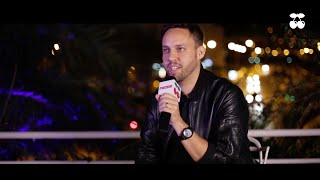 Maceo Plex interview at Pacha Ibiza 2016