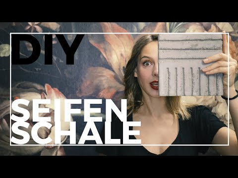 FAIL!? Seifenschale aus Beton | DIY