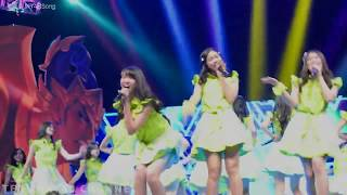 JKT48 Tsugi No Season At Piala Presiden Esport Kick Off