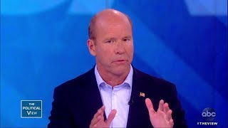 John Delaney on Healthcare For All and Alexandria Ocasio-Cortez | The View