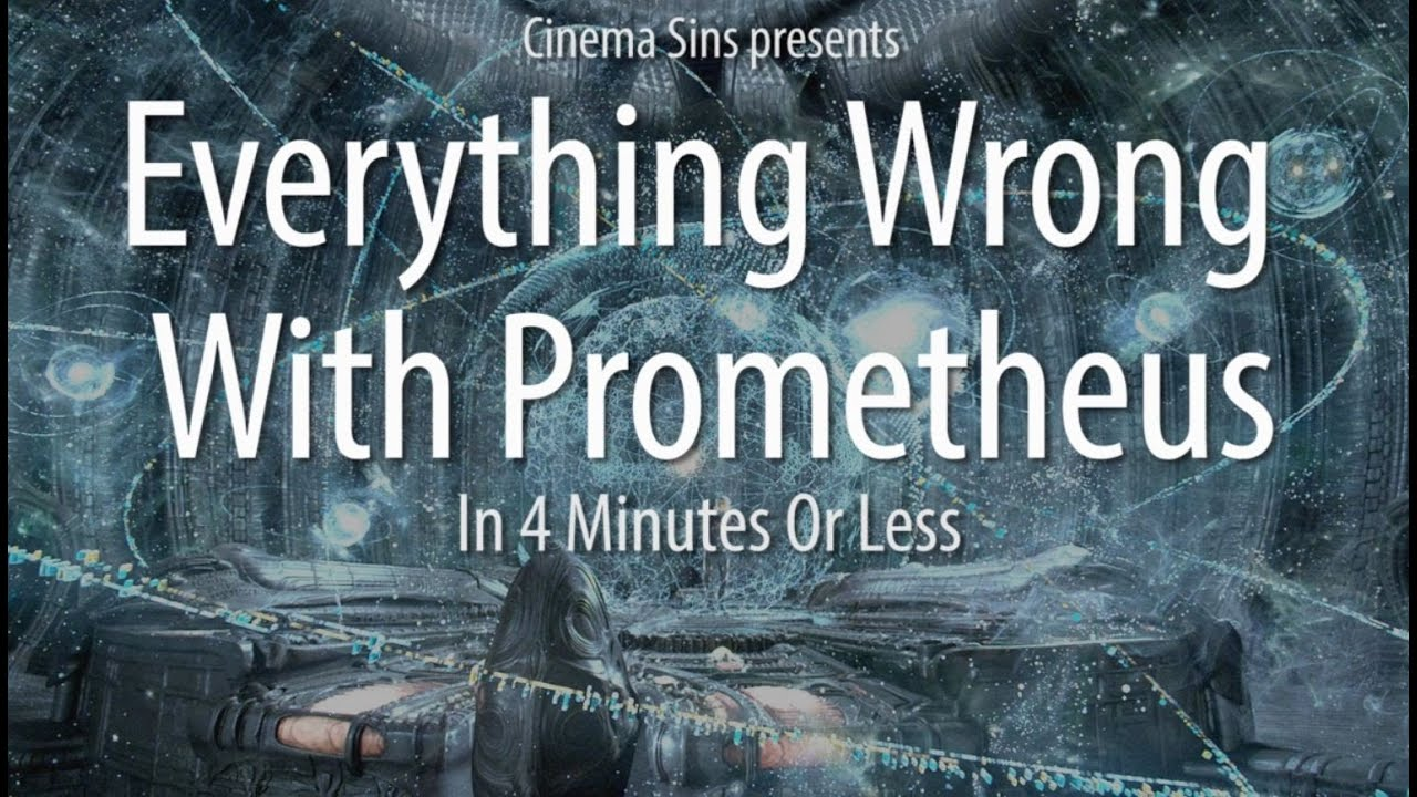 Here's Everything That Was Wrong With Prometheus