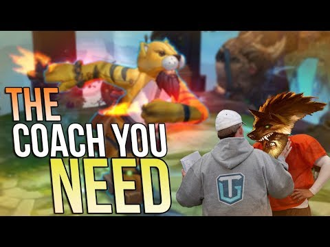 THE COACH YOU NEED BUT DON'T DESERVE  - Trick2G