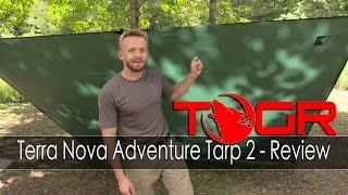 Inexpensive and Good Quality - Terra Nova Adventure Tarp 2 - Review