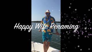 Happy Wife naming ceremony :-)