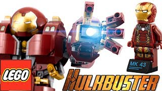 LEGO Marvel Super Heroes The Hulkbuster Ultron Edition 76105