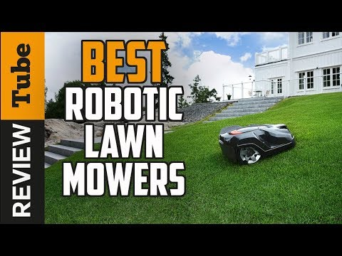 What You Need to Know About Buying a Robot Lawn Mower Large Yard
