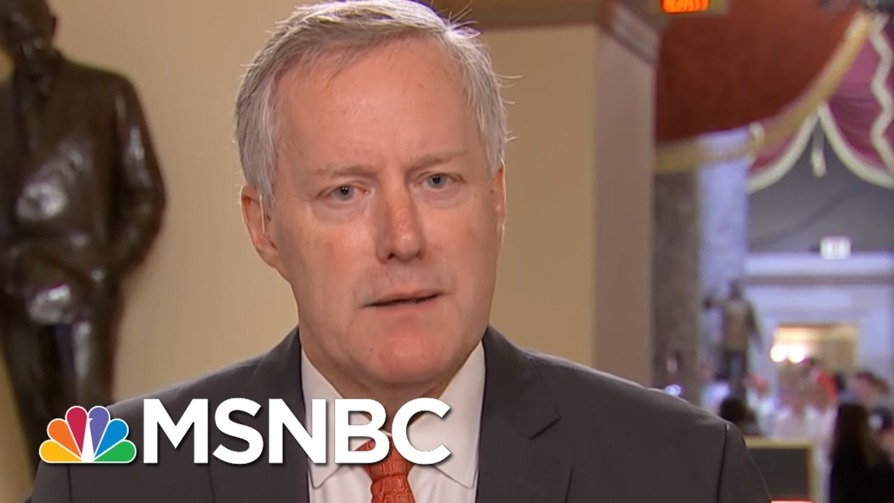 GOP Rep.: 'Separating Kids From Parents Is Not A Humane Thing' | Hallie Jackson | MSNBC thumbnail